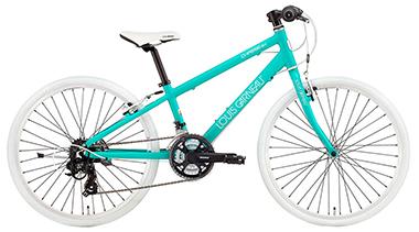 ルイガノ/LOUIS GARNEAUの子供用クロスバイク CHASSE 24インチ 4.9万円