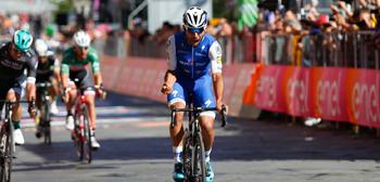 2017年 ジロ・デ・イタリア 第3ステージで優勝したフェルナンド・ガビリア(クイックステップフロアーズ)