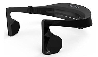 自転車で使える骨伝導ヘッドフォン