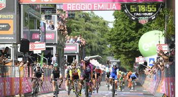 2017年 ジロ・デ・イタリア 第12ステージで優勝したフェルナンド・ガビリア(クイックステップフロアーズ)