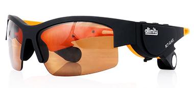 アリミティ/allimityのスポーツサングラス型 骨伝導ヘッドホン「BT-705-BN」