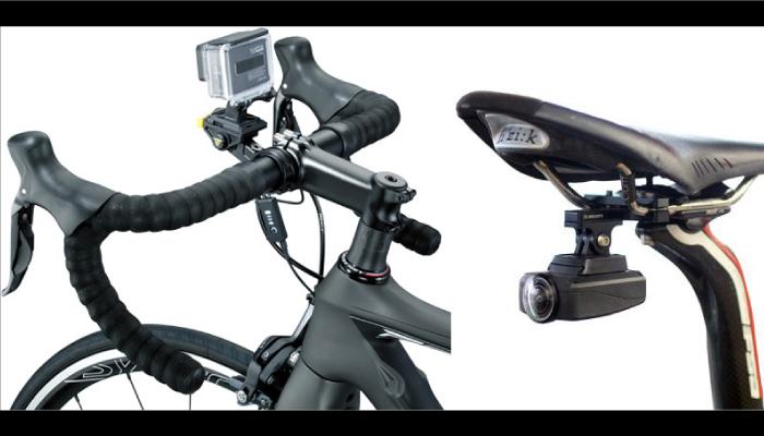自転車で動画を撮影する!スポーツカメラの使い方&おすすめメーカー