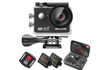 MUSONのスポーツカメラ JP-MC2-MU