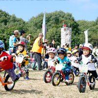 2歳から始める幼児用自転車!ランニングバイクはバランスを鍛える