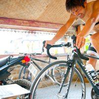 集団走行スキルを身につける!ロードバイクの効果的なローラー台練習