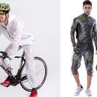 雨の日もサイクリング!スポーツバイク用レインウェアの特徴と選び方