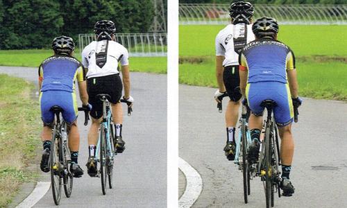 トレイン走行を斜めに差し込んでやってみるトレーニング方法