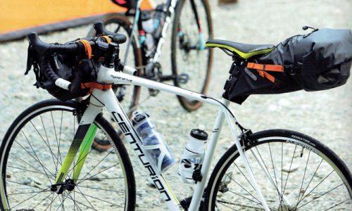 軽快に自転車旅を楽しむ!荷物をコンパクトに積むバイクパッキング