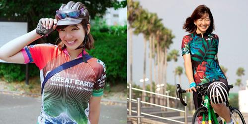 インドアバイクインストラクター 平野由香里さん