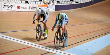 自転車トラック競技 個人スプリント