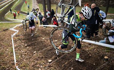 自転車競技のシクロクロス
