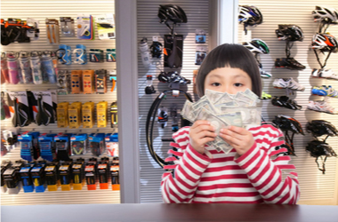 スポーツ自転車のあるあるネタ ついつい大金を使う