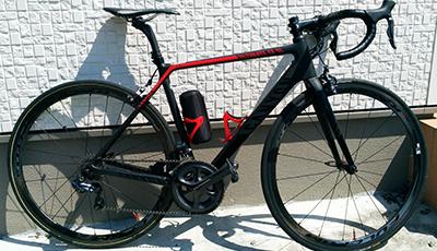 10万円以下のアルミ製ロードバイクとカーボンフレームを乗りくらべ キャニオン アルティメイト Di2