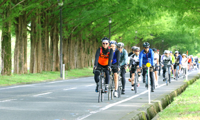 ロードバイクの目的別トレーニング方法 ロングライド