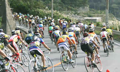 ロードバイクの目的別トレーニング方法 アマチュアロードレース