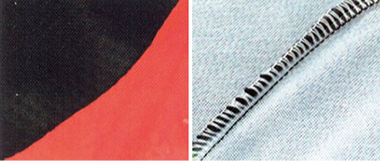 サイクルジャージは、縫製によっても快適さは変わる