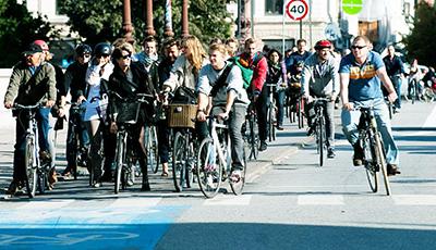 自転車活用推進法で日本の自転車事情が変わる 自転車先進国オランダの様子