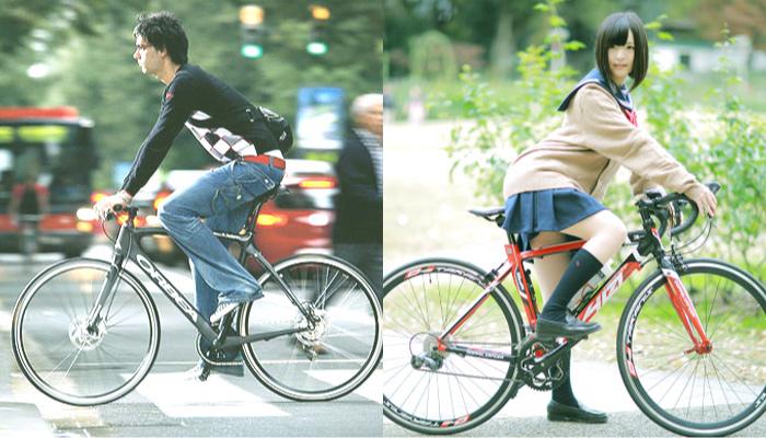 目的別に徹底比較!ロードバイクとクロスバイクの違いと特徴