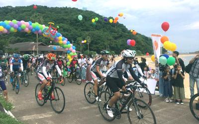 楽しいサイクルイベント
