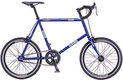 スポーツ自転車 ミニベロの特徴
