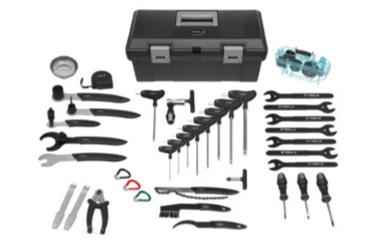 エックスツールズ/X-Toolsの自転車用工具セット(ツールボックス)