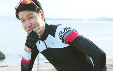 自転車ロードレースの面白い解説者 栗村 修/くりむら おさむ