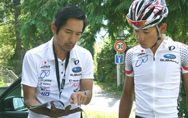 自転車ロードレースの面白い解説者 浅田 顕/あさだ あきら