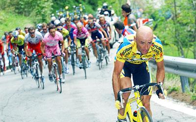 自転車界の大きなドーピング事件 マルコ・パンターニ